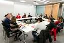 Arrenca el 17è Consell dels Joves amb els treballs en comissió