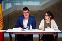Debat sobre les polítiques d'igualtat a Andorra 2