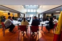 Debat sobre les polítiques d'igualtat a Andorra 3