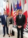 Divuitena reunió de tardor de l'Assemblea parlamentària de l'OSCE