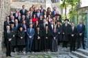 Jurament dels quatre nous consellers generals en substitució dels ministres i la nova secretària de la Sindicatura