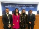 Una delegació del Consell General participa en la sessió d'hivern de l'APCE
