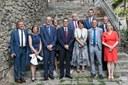 La Síndica General rep els membres del Tribunal Europeu dels Drets Humans (TEDH)