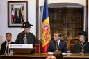 Visita S.E. Emmanuel Macron, copríncep d'Andorra