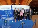 Sessió de tardor de l'Assemblea parlamentària del Consell d'Europa (APCE)