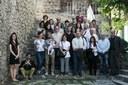 Visita del membres del V Congrés Català de Filosofia
