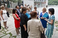 2015-07-02 Visita ministres OMS