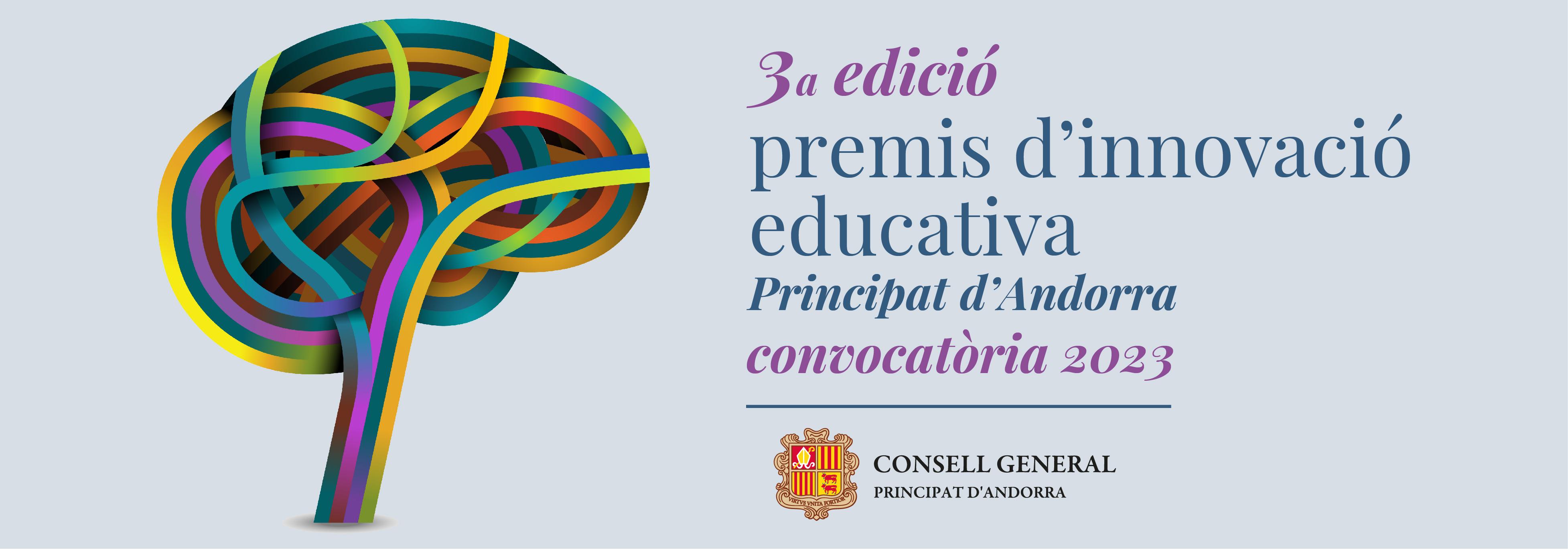 Segona edició dels premis d'innovació educativa Principat d'Andorra