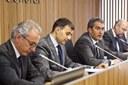 2014-04-14 Comissió Sanitat i Medi Ambient, ministre Francesc Camp2