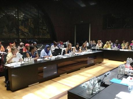 Participació del Consell General a la xarxa de dones parlamentàries de la Francofonia