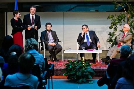 06-04-2016 Conferència Orsenna