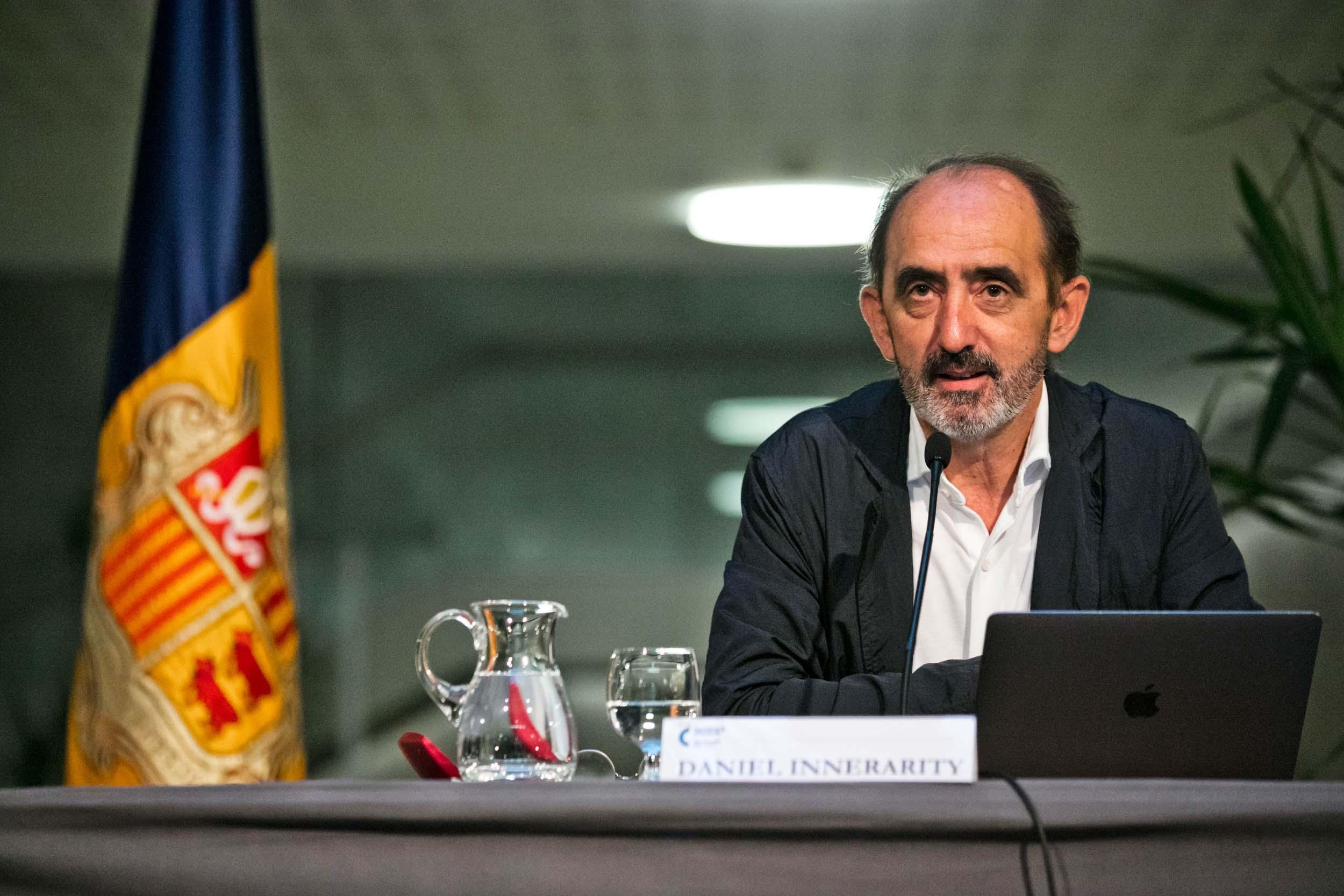 Conferència 'Governança sostenible: la configuració política del futur'